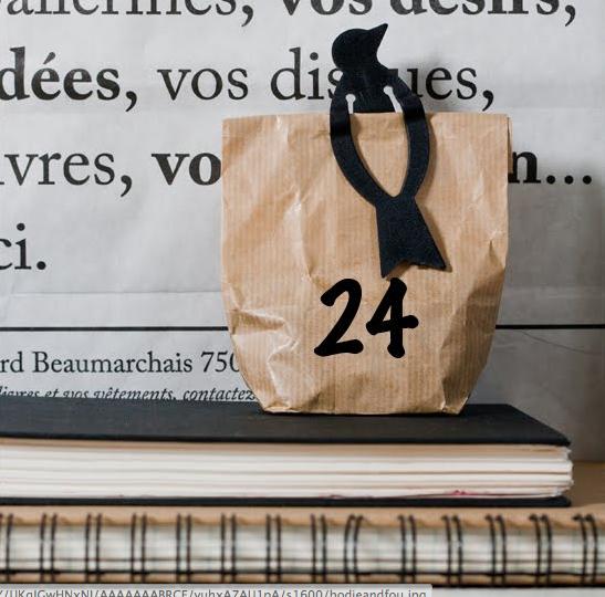 10 idées de calendrier de l'Avent à faire soi-même