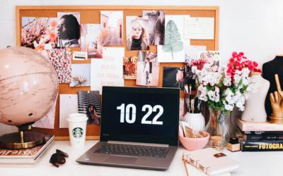 10 idées de bureaux (bien pensés) pour la rentrée